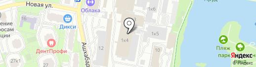 Помощь на карте Реутова