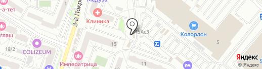Bella на карте Котельников