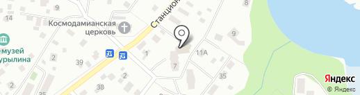 Атлант КСБ на карте Королёва