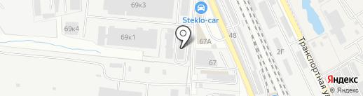 Опал Авто на карте Реутова