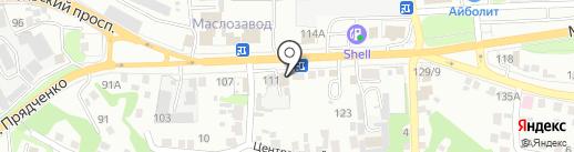 Стиль на карте Старого Оскола