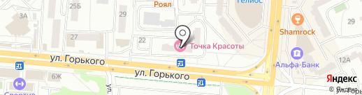 Эдем на карте Королёва