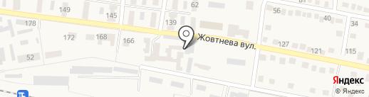 Линда Техно Сервис, ремонтная компания на карте Ясиноватой
