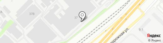 SK-Avto на карте Котельников