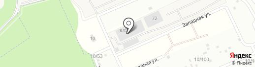 Ref Com на карте Восточного