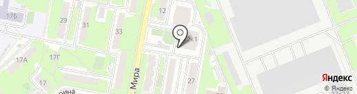 Агентство Комфортного Строительства на карте Реутова