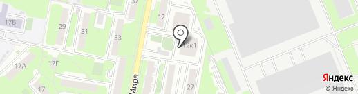 Арес-Софт на карте Реутова