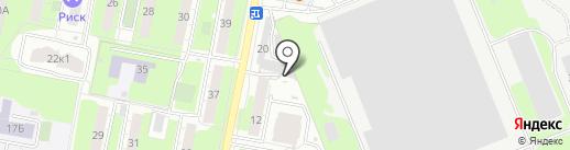 TireLab на карте Реутова
