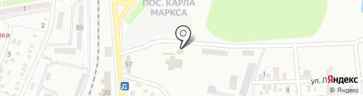 Автомастерская, ЧП Вуйко В.А. на карте Макеевки
