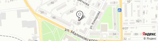 ViTal на карте Макеевки