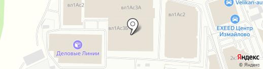 Focus cinema на карте Балашихи
