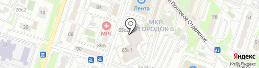 KARMA house на карте Люберец
