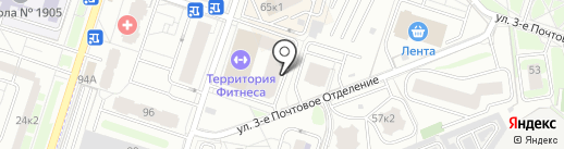Электроникс на карте Люберец