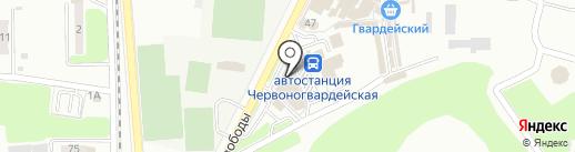 БинОПТИКА на карте Макеевки