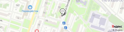 Платежный терминал, МТС-банк, ПАО на карте Люберец