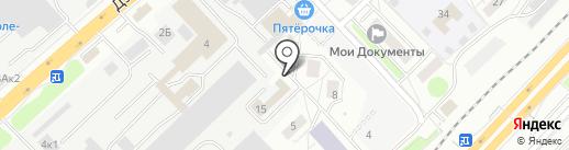 Мосэнергосбыт на карте Котельников
