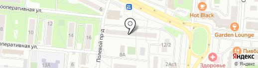 Skaterti Moscow на карте Королёва