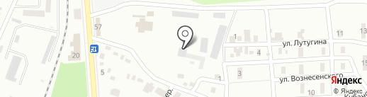 Нефтеторг, торговая компания на карте Макеевки