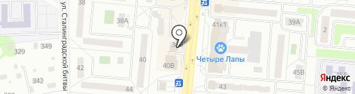 Натура Дент на карте Королёва
