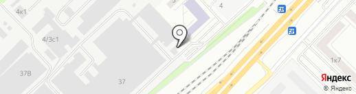 Тельфер С на карте Котельников