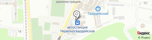 Сладости от Гриши на карте Макеевки