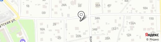 New Village на карте Пушкино