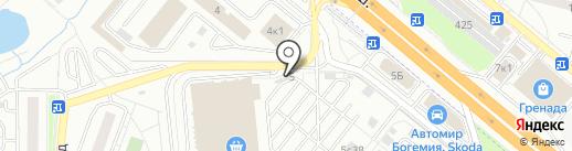 Teplosvarka.ru на карте Котельников