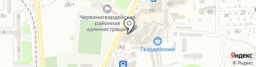 Liberty Company на карте Макеевки