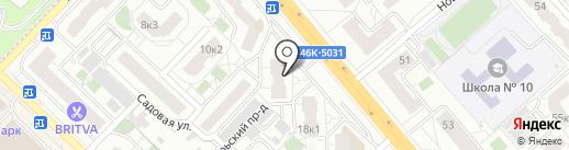 FOTON на карте Люберец