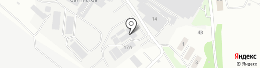 Ривит на карте Дзержинского