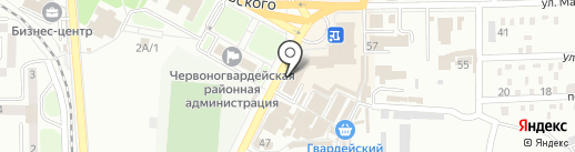 OknaDveri на карте Макеевки