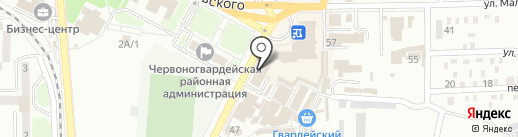 Комфорт на карте Макеевки