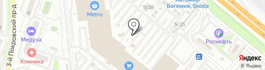 Ваш Дом и К на карте Котельников