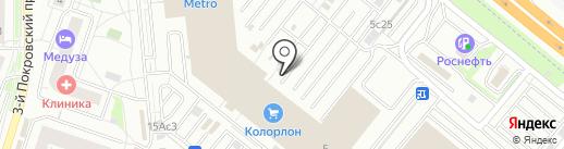МегаФон на карте Котельников