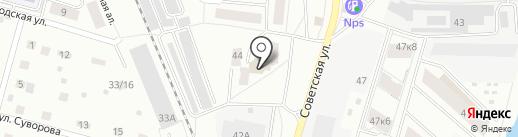 Мои документы на карте Королёва