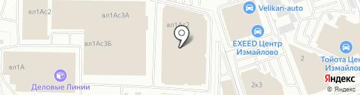 Витта Компани на карте Балашихи