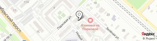 Фирма Ф.Ф.-управляющая компания на карте Люберец