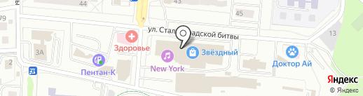 Мебель Зов на карте Королёва
