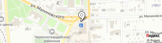 ringoo на карте Макеевки