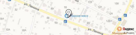 Продовольственный магазин на карте Молоково