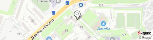 ФОКС на карте Котельников