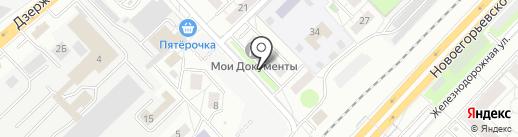 ЗАГС г. Котельники на карте Котельников