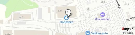 Норд-Спецодежда на карте Балашихи