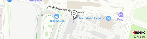 RenaUltra на карте Королёва