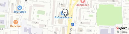 Платежный терминал, Единая Система Городских Платежей Московская область на карте Королёва