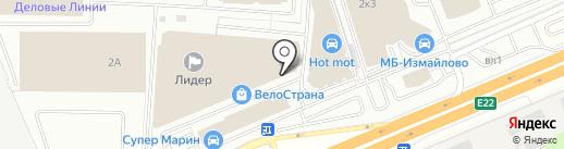 ProLodki на карте Балашихи