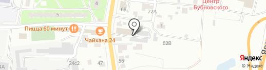 Грин Дог Тур на карте Пушкино