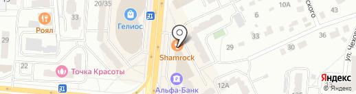 Shamrock на карте Королёва