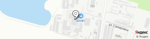 Милан на карте Королёва