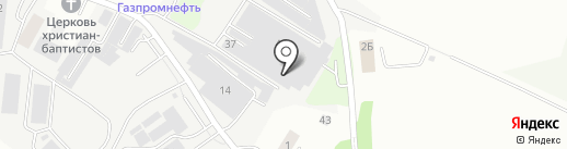 У Олега на карте Дзержинского